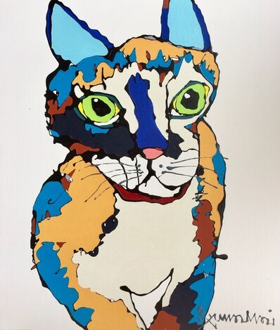 Ryuma Imai, 'Cat', 2019