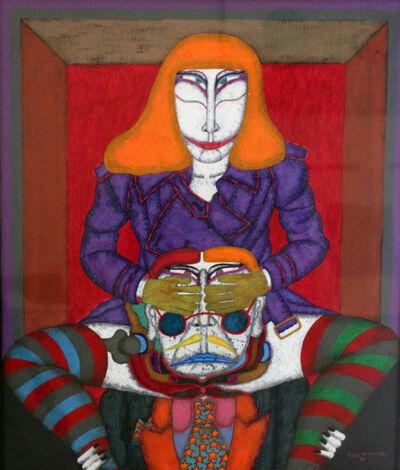 Key Hiraga, 'Piggyback', 1981