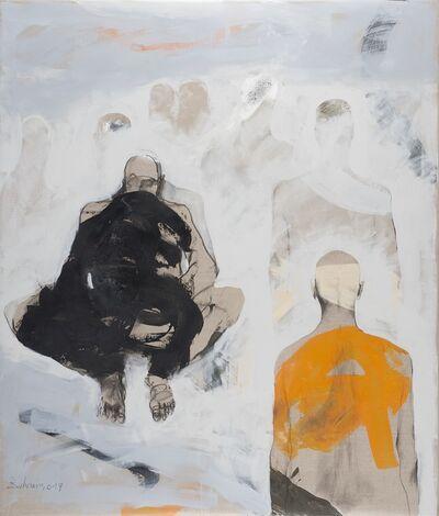 Bahram Hajou, 'Squatting', 2019