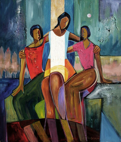 Hubert Jackson, 'Mother and Daughters', 2016