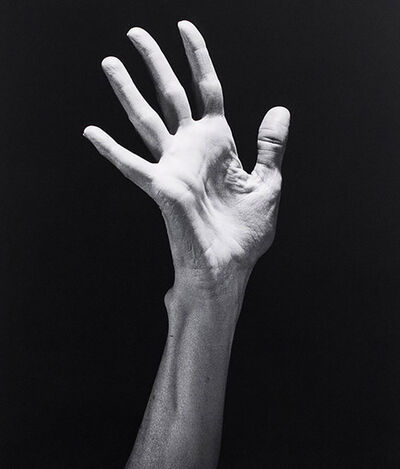 Robert Mapplethorpe, 'Lucinda's Hand', 1985