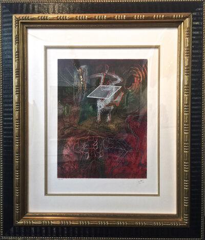 Roberto Matta, 'Seasons from hell, Damne par l'arc en-ciel', 1976