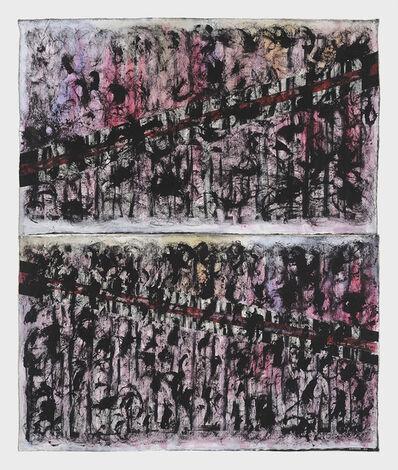 Sam Schoenbaum, 'forest pink', c. 2005