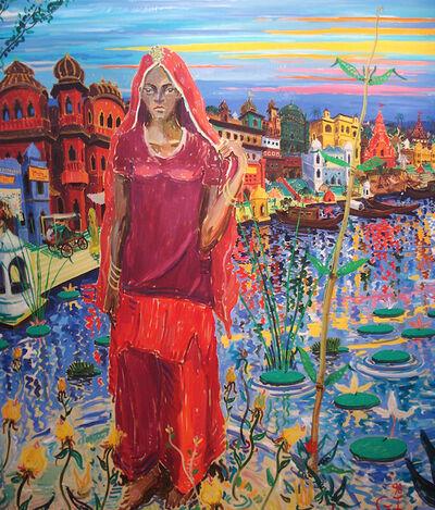 Gonzalo Ilabaca, 'Hindu Woman ', 2018