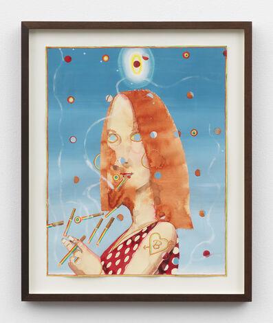Barnaby Furnas, 'The Red Head', 2011