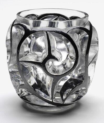"""René Lalique, '""""Tourbillons"""" (""""Whirlwinds"""") Vase', 1926"""