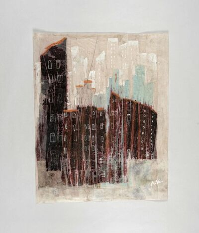 Azade Köker, 'Viertel 7', 2012
