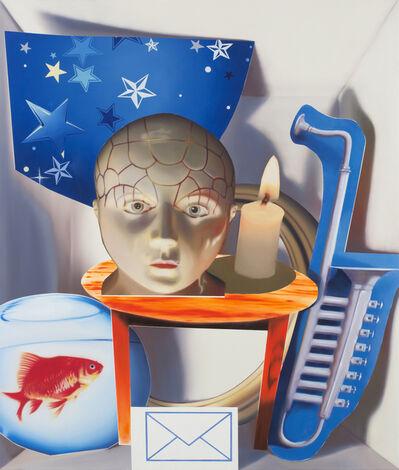 David Elliott, 'La Chambre Enchantée', 2012