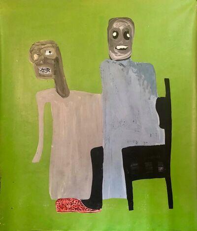 Amadou Sanogo, 'Les étonnés', 2018