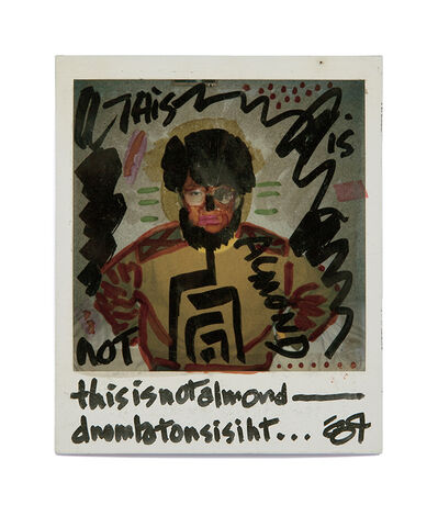 Almond Chu, 'Self-portrait No. 2', 1984