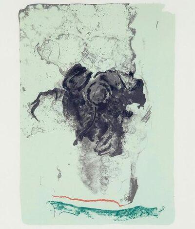 Helen Frankenthaler, 'Reflexions XI', 1995