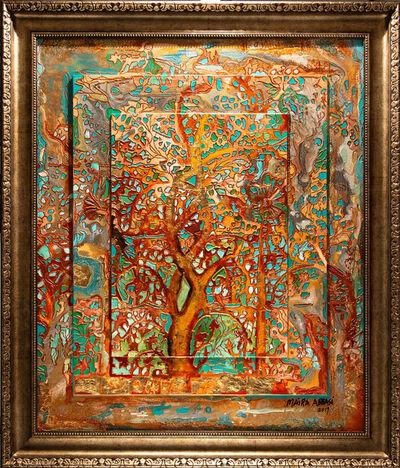 Maira Abbasi, 'OXIDIZED TREE OF LIFE', 2019