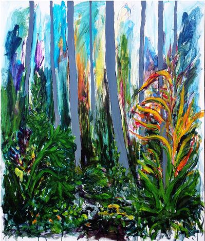Bashar Alhroub, 'Silent Forest #2', ca. n/a