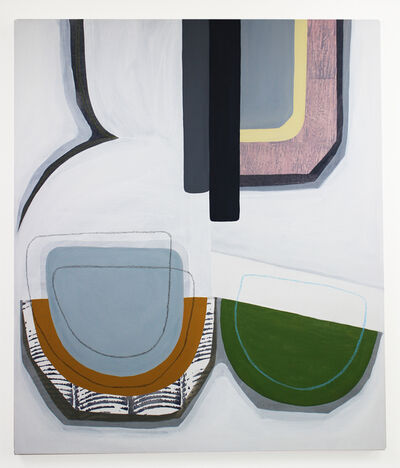 Rebekah Andrade, 'Constructed 7', 2019