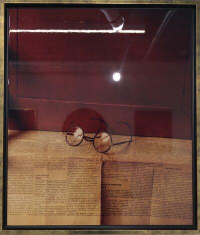 VLADIMIR CLAVIJO-TELEPNEV, 'Eyeglasses', 2015
