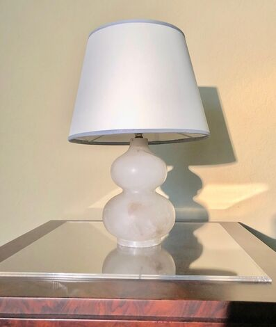 Alberto Giacometti, 'Calabash table lamp', before 1939