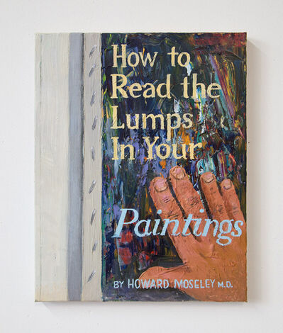 Paul Gagner, 'Reading the Lumps', 2015