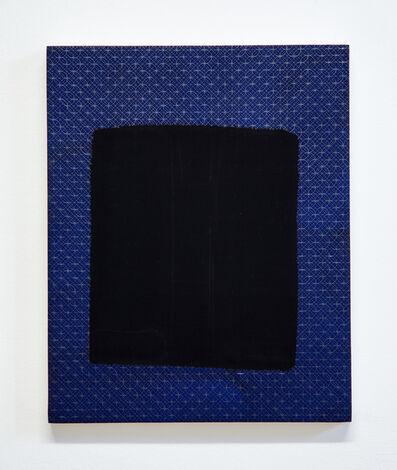 Alison Hall, 'Blue Black Cold 19', 2015
