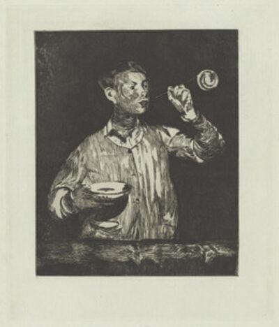 Édouard Manet, 'The Boy with Soap Bubbles (L'enfant aux bulles de savon)', 1868/1869