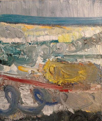 John Santoro, 'Beach:  Harry by the Sea', 2018