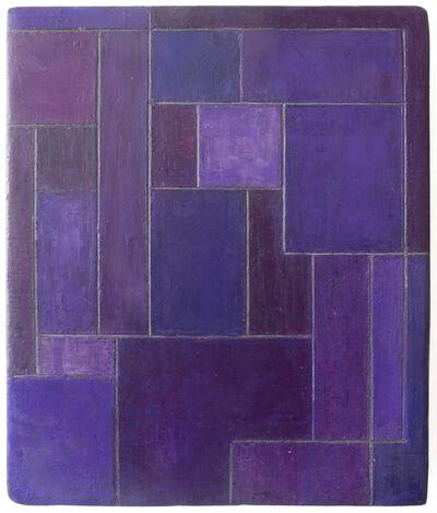 Stephen Cimini, 'Royal Violet II', 2014