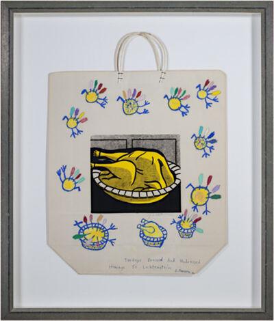 Roy Lichtenstein, 'Turkey Pie - Roy Lichtenstein Homage', 1964
