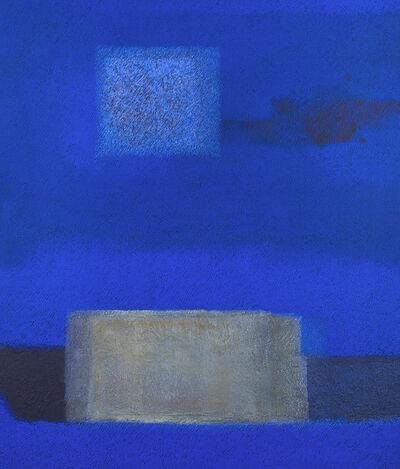 Katsuyoshi Inokuma, 'IN BLUE Jul'16', 2016