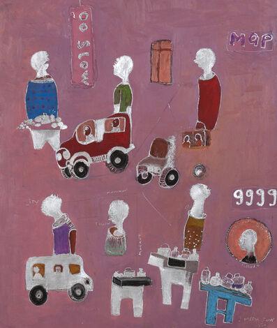 Joel Mpah Dooh, 'Shopping Day I', 2012