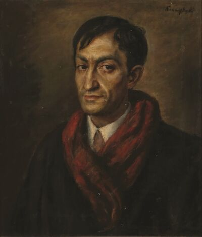 Roman Kramsztyk, 'Figure', 1885-1942