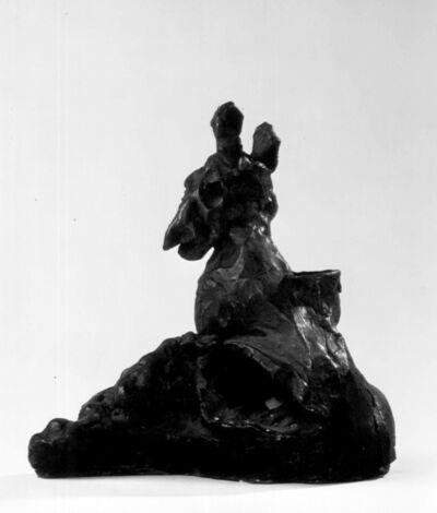 Siegfried Anzinger, 'Pferdchen', 1986