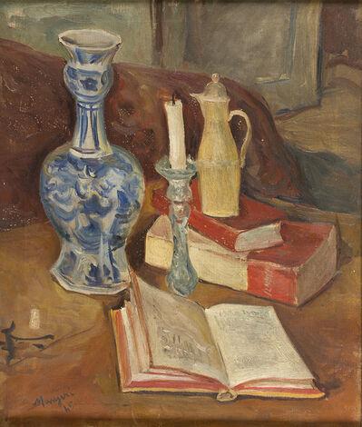 Concetto Maugeri, 'Still life', 1945