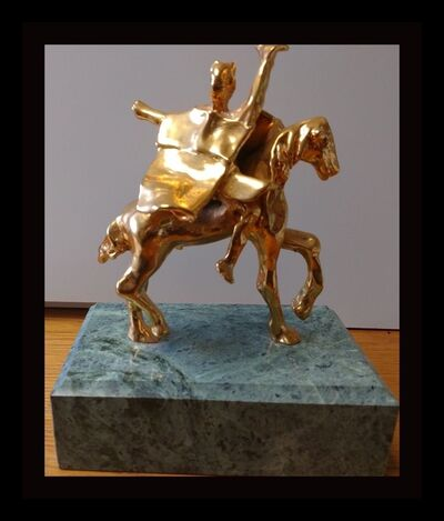 Salvador Dalí, 'Trajan on Horseback Sculpture', 1974
