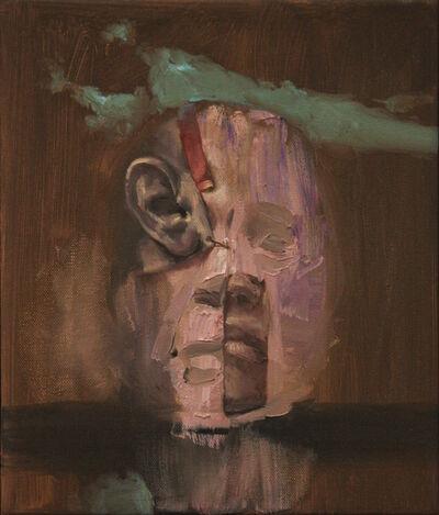 Mozes Incze, 'The Solution (Recombination XVII.)', 2019