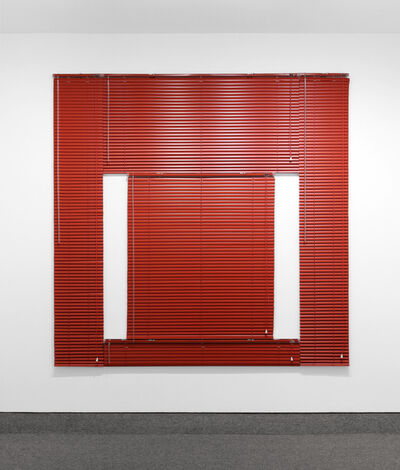 Michael Craig-Martin, 'Untitled (Red)', 1988