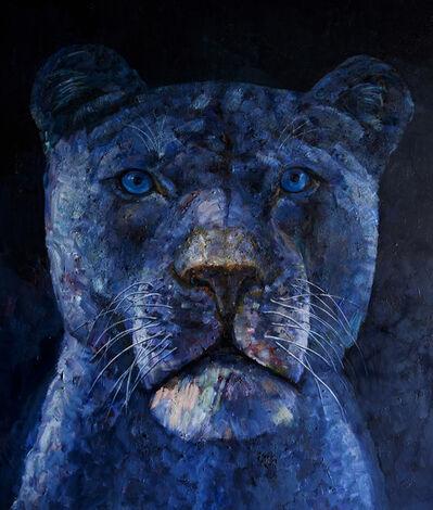 Liu Ruowang, 'One Lion', 2016