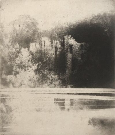 Norman Ackroyd, 'Wardour Revisited', 1997