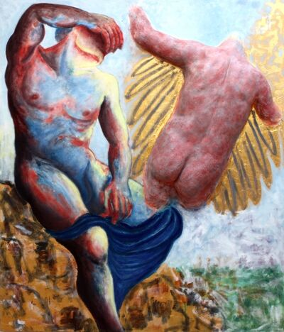 Michael Price, 'A Part of Eternity No. 1, Angel and Slave.', 2020