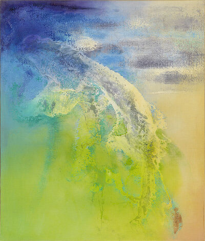 William Tillyer, 'Palmer VIII, Clouds That Drop Fatness On The Earth', 2012