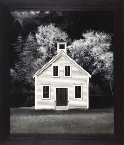 Michael Gregory, 'White Hall', 2017