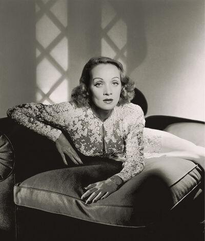 Horst P. Horst, 'Marlene Dietrich, 1942', 1941