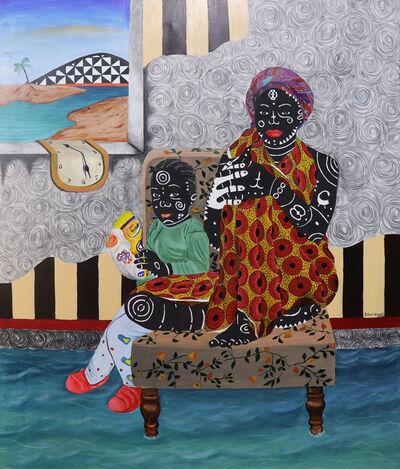 Kelechi Nwaneri, 'Flooded Apartment II ', 2020