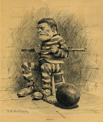 Thomas Starling Sullivant, 'Pretty Well Fixed', ca. 1894