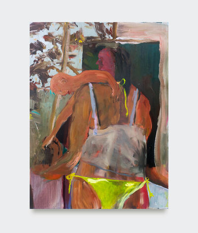 Grace Metzler, 'Last Summer's Suit ', 2019