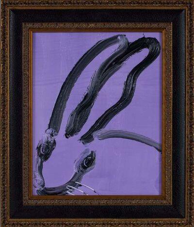 Hunt Slonem, 'Iris Bunny', 2017