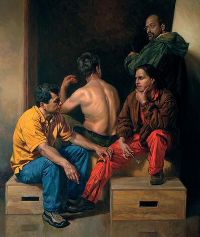 Dario Ortiz, 'Fabula de los Hermanos', 2005