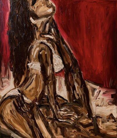 KSENIYA GONCHARENKO, 'Want to touch', 2020