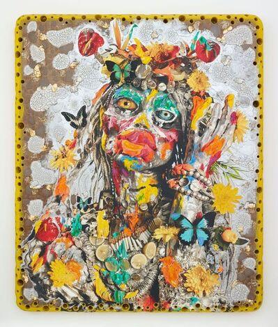 Ashley Bickerton, 'm-DNA_eve 1', 2013