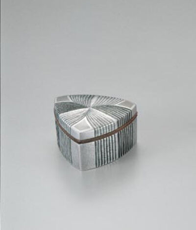Otsuki Masako, 'Silver Triangle Box I', 2011