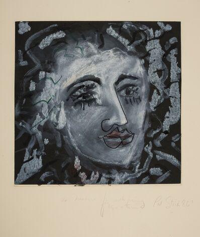 Pat Steir, 'As Matisse', 1986