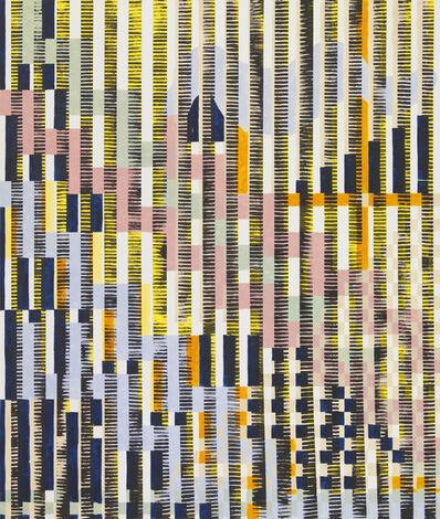 Charline von Heyl, 'Russian Jazz', 2016